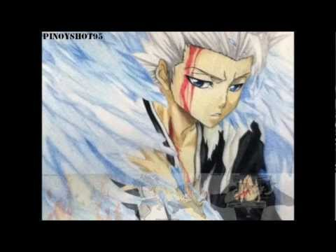 Drawing Toshiro Hitsugaya from Bleach (Competition with Polaara) - By Pinoyshot95