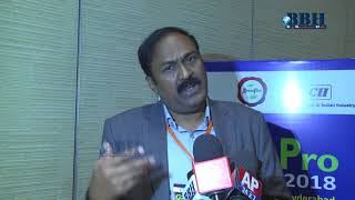 C Shekar Reddy Chairman, IGBC Hyderabad Chapter & Chairman and Managing Director, CSR Estates Ltd