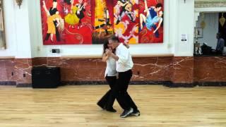Argentine Tango Monday Night Group Class