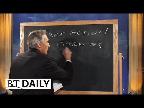 BT Daily: Take Action!