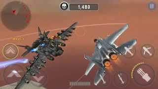 getlinkyoutube.com-[GUNSHIP BATTLE] NEW F-15E | RAID -  PART-1  - 1080p