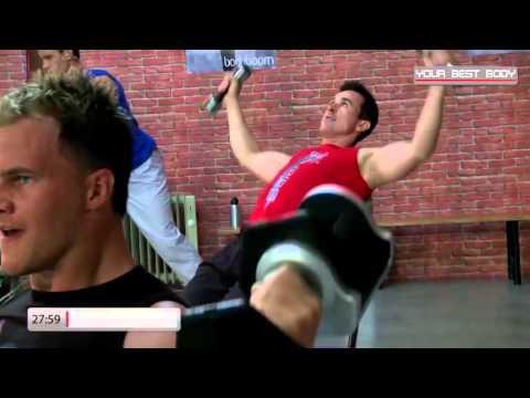 Fit für den Sommer mit Dr. Daniel Gärtner's 12 Wochenprogramm - Your Best Body