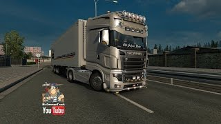 getlinkyoutube.com-[ETS2 v1.23] Scania R700 + Cabin DLC *Mega Mod*