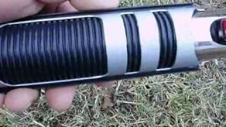 getlinkyoutube.com-Home made Lightsaber (Hilt)