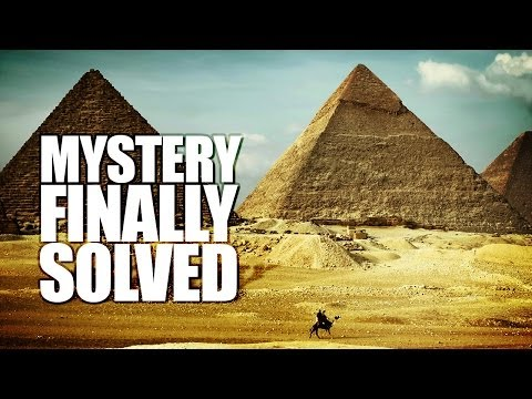Ancient Pyramids Mystery Finally SOLVED! Not Aliens
