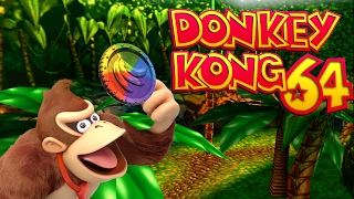 getlinkyoutube.com-Donkey Kong 64 Rainbow Coin Discovered 17 Years After Release | DK64