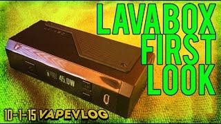 getlinkyoutube.com-LavaBox ~ First Impressions ~ VolcanoEcig