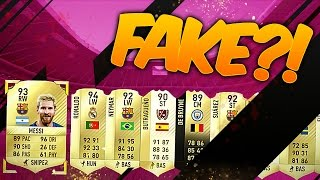 getlinkyoutube.com-FIFA 17 - HOW TO FAKE ANY PLAYER IN A PACK + PROOF!