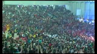 getlinkyoutube.com-KKR1 YB2015 - 07 - Kudus Kuduslah Tuhan   How Great is Our God