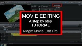getlinkyoutube.com-Magix Movie Edit Pro 2015 Tutorial