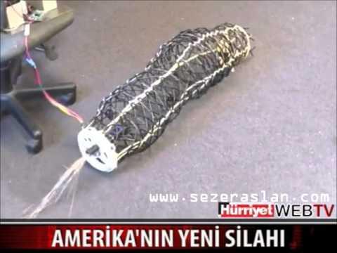 Amerikanın yeni silahı