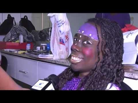 O Teatro UNEB apresentou  O circo da rainha mal-humorada