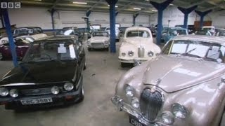 getlinkyoutube.com-Classic car rally challenge part 1 - Top Gear - BBC