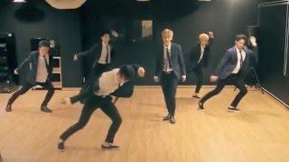 getlinkyoutube.com-TEEN TOP 'Warning Sign' mirrored Dance Practice