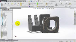 getlinkyoutube.com-Solidworks Tutorial | CSWP segment 1 | Practice Test #2 | BWEngineering