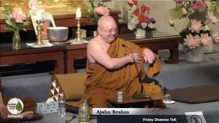 getlinkyoutube.com-Dealing with Fear | Ajahn Brahm | 25 Nov 2016