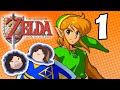 Zelda A Link to the Past: A New Adventure - PART 1 - Game Grumps