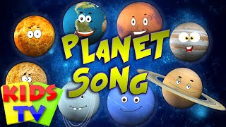 getlinkyoutube.com-Planet Song | solar system song