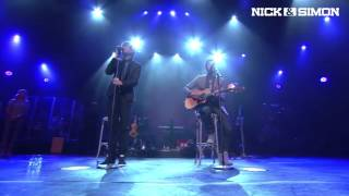 getlinkyoutube.com-Nick & Simon - I'm Yours & Sound Of Silence (Live in Carré)