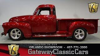 getlinkyoutube.com-1950 Chevrolet 3100 Gateway Classic Cars Orlando #444