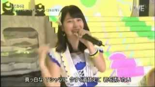 getlinkyoutube.com-MUSIC DAY : AKB48 [ Everyday、カチューシャ/さよならクロール ]