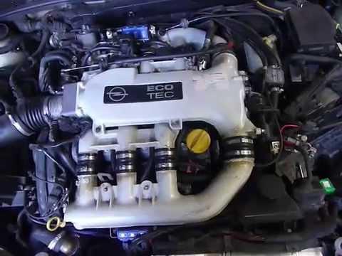 Проверка катушки зажигания Opel Vectra 2.5 V6 (X25XE)