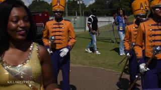 getlinkyoutube.com-Alcorn State University Marching Band - Marching In #Homecoming - 2016