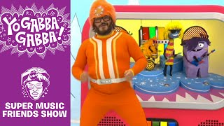 getlinkyoutube.com-The Yo Dazzlers - You Can't Always Get What You Want - Yo Gabba Gabba!