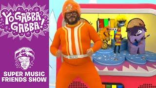 getlinkyoutube.com-The Yo Dazzlers - You Can't Always Get What You Want - Yo Gabba Gabba!