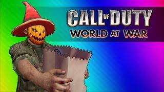 getlinkyoutube.com-COD Zombies Funny Moments - Halloween Edition!