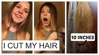 getlinkyoutube.com-I Cut My Hair