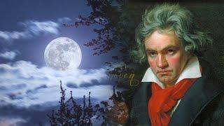 "getlinkyoutube.com-Beethoven ""Moonlight Sonata"" Piano Sonata No. 14 (2 HOURS) - Classical Music Piano for Studying HD"