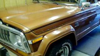 getlinkyoutube.com-Good look at my 1982 Jeep J-10 Laredo *Sold*