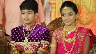 Half saree & Dothi Function