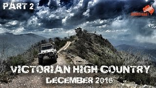 getlinkyoutube.com-4wd Victorian High Country | Dec 2016 | Mt Kent - Billy Goat - Mt Wellington |ALLOFFROAD 100 - 2