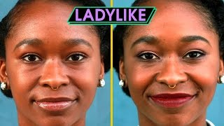 getlinkyoutube.com-Which Beauty Counter Gives The Best Makeover? • Ladylike