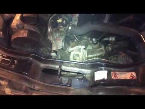 Скрип натяжного ролика на Ауди А6 С4 АЕЛ - Audi A6 C4 AEL