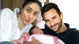getlinkyoutube.com-Kareena Kapoor Khan Blessed With Baby Boy!