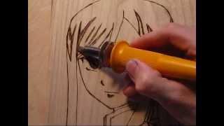 getlinkyoutube.com-How to wood burn like a pro