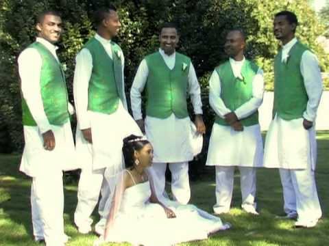 Ethiopian Orthodox Wedding Highlights A & M