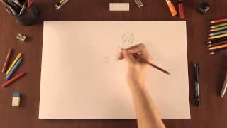 getlinkyoutube.com-Cómo crear tu propio personaje de dibujos animados : Tips de dibujo