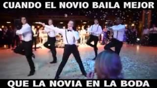 getlinkyoutube.com-Cuando el novio baila mejor que la novia