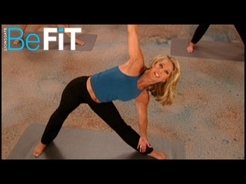 Denise Austin: Yoga Buns Workout
