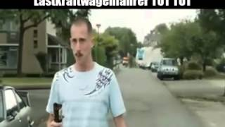 getlinkyoutube.com-Lastkraftwagenfahrer Tut Tut | THE NEW KIDS