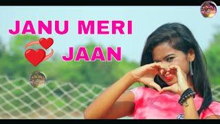 JANU MERI JAAN // जानू मेरी जान // HD nagpuri song // Singer Sunil Bediya