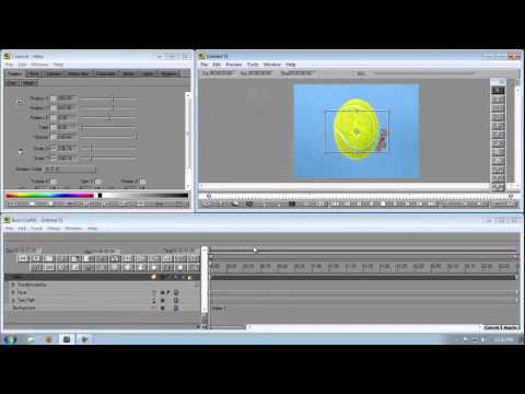 Corel VideoStudio Pro x4, Boris Graffiti lesson 6