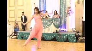 getlinkyoutube.com-Dance for Wedding Aaja Nachle, Bole Churiya, & Dupatta Tera