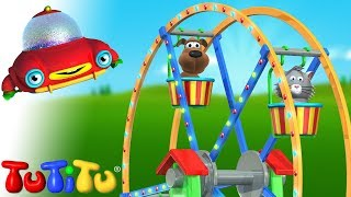 getlinkyoutube.com-TuTiTu Toys | Ferris Wheel