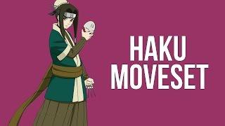 getlinkyoutube.com-Naruto Storm Revolution - Haku Complete Moveset
