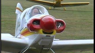 getlinkyoutube.com-Sport Avex Home Built Fly-In New Zealand 2002